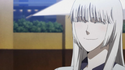 jormungand-03-koko-compassionate-caring-smile-happy-friendly